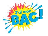 """Sticker """"j'ai mon bac"""""""
