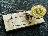 bitcoin sur un piège à souris