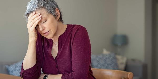 Une retraité inquiète